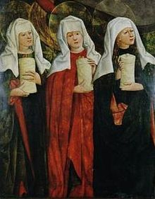 The Three Marys - Wikipedia, the free encyclopedia