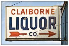 Flickr Photo Download: Claiborne Liquor No. 2
