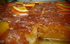 Top 10 Most Delicious Traditional Greek Desserts You Must Try Greek Sweets, Greek Desserts, Greek Recipes, Fun Desserts, Sweets Recipes, Cake Recipes, Cooking Recipes, Greek Cake, Greek Cooking