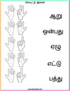 Free printable for kids (toddlers/preschoolers) flash cards/charts/worksheets/(file folder/busy bag/quiet time activities)(English/Tamil) to play and learn at home and classroom. Quiet Time Activities, Name Activities, Activities For Teens, English Activities, Preschool Activities, Worksheet For Class 2, 1st Grade Math Worksheets, Learning Resources, Teacher Resources