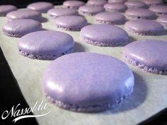 Vanillin macaron - Nassolda