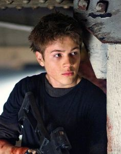 Connor Jessup - Here's your Cas!