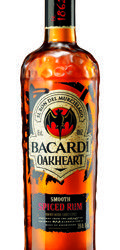 Bacardi Oakheart Recipes: Spiced Rum Drink Recipes with Barcardi