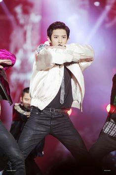 [180111] #EXO #CHANYEOL @GDA 32nd 2017