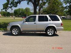 2003 Nissan Pathfinder custom_trim - NEW BRAUNFELS TX