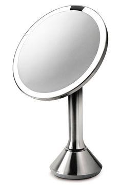 simplehuman Countertop Sensor Makeup Mirror (8 Inch) | Nordstrom