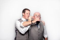 Beautiful Father of the Bride (and Groom) Moments | Bridal Musings Wedding Blog 22