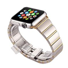 Stainless Steel steel and 18k gold case for Apple Watch (42mm) Biaoge http://www.amazon.com/dp/B011795UJ8/ref=cm_sw_r_pi_dp_HVZWvb0KNTNWJ