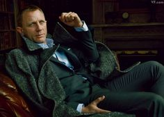 Daniel Craig on Being Bond for the Third Time—and How Skyfall's a Charm | Vanity Fair