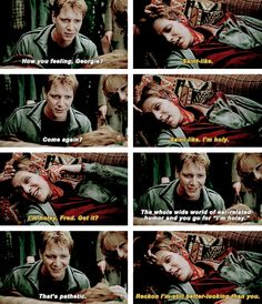 harry potter - fred & george