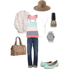 Spring, created by rebecognize on Polyvore