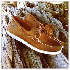 Men's Freeport Boat Shoe #eastlandshoe #prep