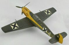 Me Bf109 E6