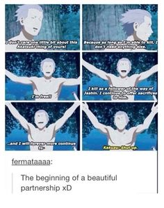 "<3 Hidan & Kakuzu - ""The beginning of a beautiful partnership"""
