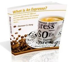 Do you know how to order a coffee at a Starbucks? What is the difference between a latte and a cappuccino? Well, this Free Ebook tells you the difference.