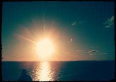 Por do Sol na Barra