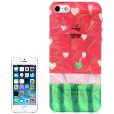 iPhone 5, 5s 3D Heart shaped case, cover, hoesje, frontje