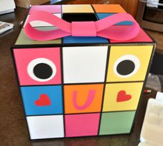 Creative Treasures: Valentine's Box