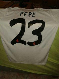 Esta es la camiseta nueva del Real Madrid