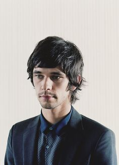 Ben Whishaw by Steve Harries