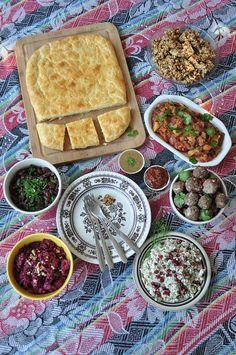 Gruusia road/Georgian food by Mari Liis, via Flickr