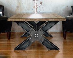 Résultats de recherche d'images pour « pied de table en x »