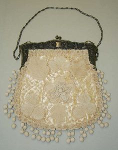 Bag Date: late 19th century Culture: probably French Medium: metal Accession Number: 48.187.662