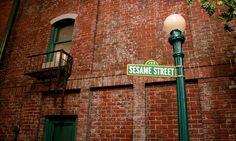 Visiting Sesame Street:    Won't you tell me how to get, how to get to.