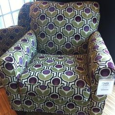 Would love this chair in the bedroom. Found at Ashley Furniture.