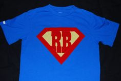 Ring Bearer Shirt  Super Hero Themed by ThePinkPixieShop on Etsy, $16.00