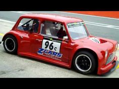 ZCars Mini - New Race Car -Magazine Shoot