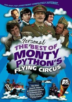 IMDB (9,0) : Monty Python (TV Series 1969–1974)
