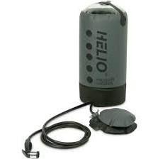 Portable pressure shower for Bonnaroo
