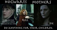I've never thought about this, but they all desperately loved their children. #HP #harrypotter