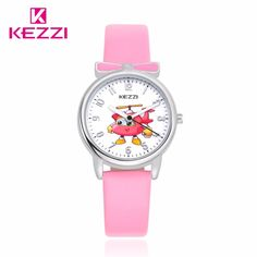 New Arrivals Original Design Casual Watch Children Cute Cartoon Helicopter Pattern Sweet Style Quartz Wristwatch Kids  Clock