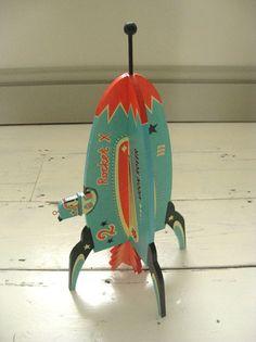 Tom Frost - Rocket X