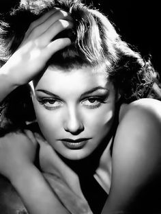 Ann Sheridan (1915–1967)  A star for over 30 years and passed away at age 51..