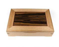 Custom Wooden Boxes, Wooden Jewelry Boxes, Black Velvet Fabric, Walnut Burl, Alonso, Jewellery Boxes, Solid Brass, A4, Shed