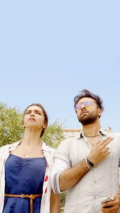 Deepika Padukone Movies, Ranbir Kapoor Deepika Padukone, Tamasha Movie, 100 Days Of Love, Couple Wallpaper Relationships, Bollywood Wallpaper, Bollywood Quotes, Movie Couples, Actor Photo