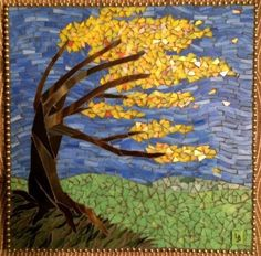 Mirror Mosaic, Mosaic Wall Art, Mosaic Diy, Mosaic Garden, Mosaic Crafts, Tile Art, Mosaic Glass, Mosaic Art Projects, Broken Glass Art