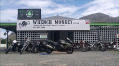 Wrench Monkey With ICE CAMS PRO