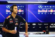 2014 Red Bull Formula One Racing Pilot: Daniel Ricciardo