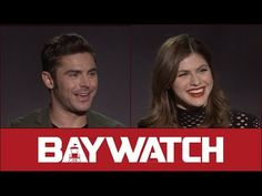 BAYWATCH: Sit Down With the Stars feat. Matthew Hoffman - Regal Cinemas