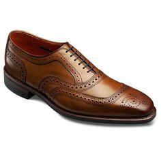 University - Wingtip Lace-up Oxford Men's Dress Shoes by Allen Edmonds