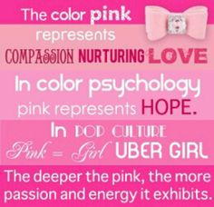My favorite color has meaning