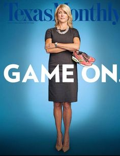 Wendy Davis and her 11-hour filibuster