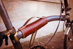 The Original Leather Brompton Handle £59.95