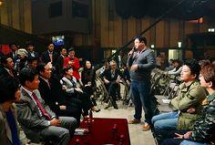 개그콘서트, 국회의원 만남
