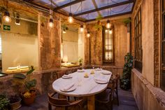 Restaurante Fismuler, diseñado por Arquitectura Invisible.