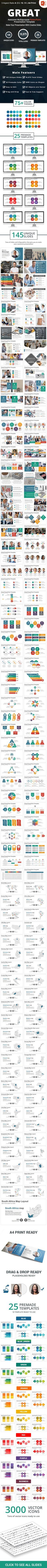 Great Multipurpose PowerPoint Presentation Template